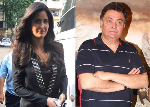 Did Katrina Kaif address Rishi Kapoor as 'Papa'?