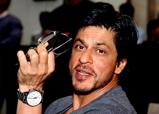 I am the most under-confident man : Shah Rukh Khan