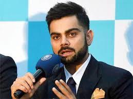 Virat Kohli Says Team India Has no Fixed Combination of Players
