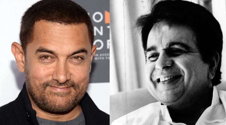 Aamir Khan is closest to following Dilip Kumar's footsteps: Saira Banu