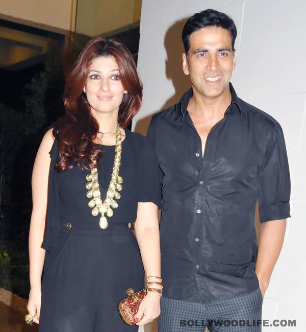 Akshay Kumar is the censor board chief Pahlaj Nihlani at home, says wife Twinkle Khanna