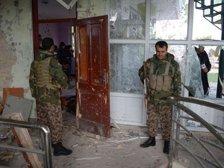 Top Afghan official says Pak officers behind Indian consulate attack
