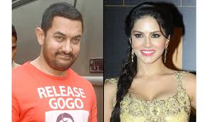Aamir Khan will work with Sunny Leone