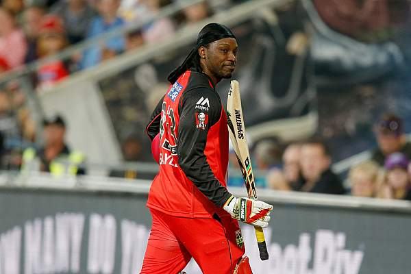 Yuvraj Singh disappointed with Chris Gayle's fifty, says should have made it in 10 balls