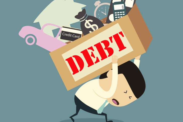 5 Ways to Deal With Debt Before Retirement