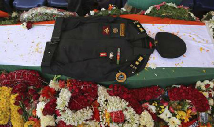 Punjab to give Rs 25 lakh, job to next of kin of 2 martyrs