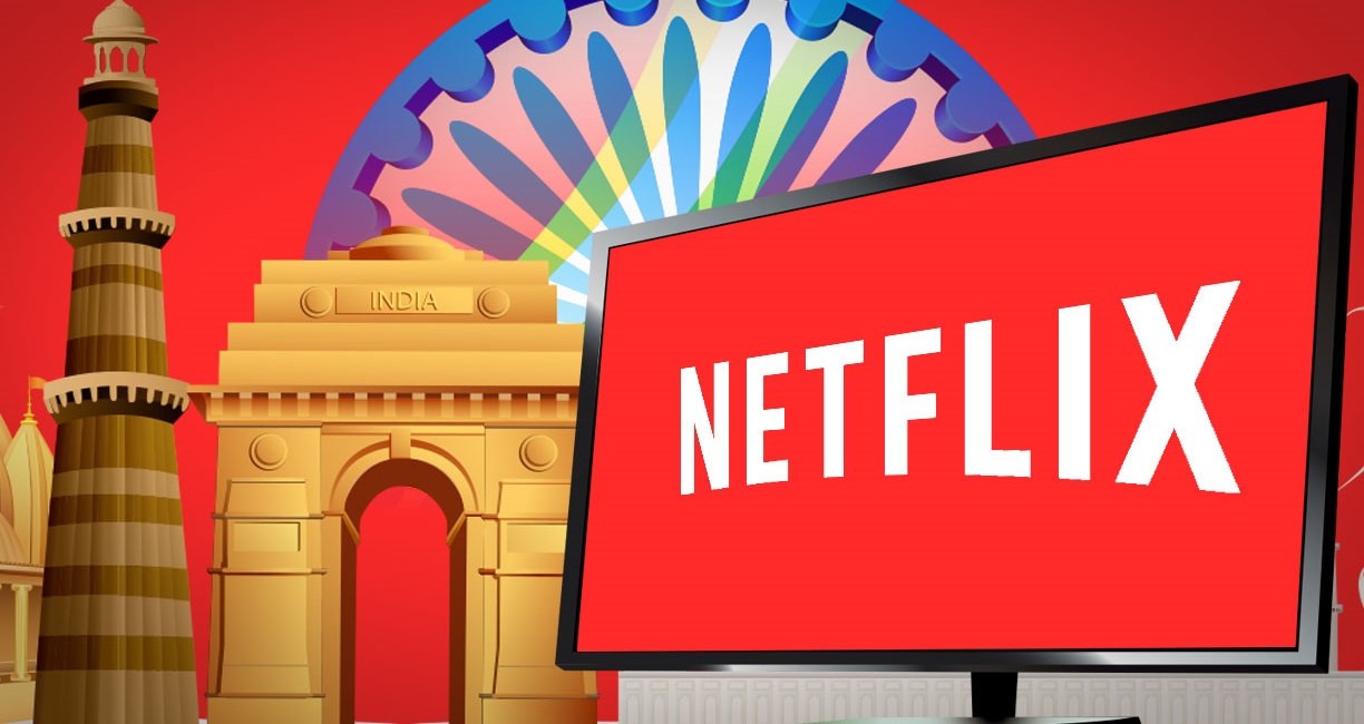 Netflix All Set to Make its Debut in Bollywood-Crazy India