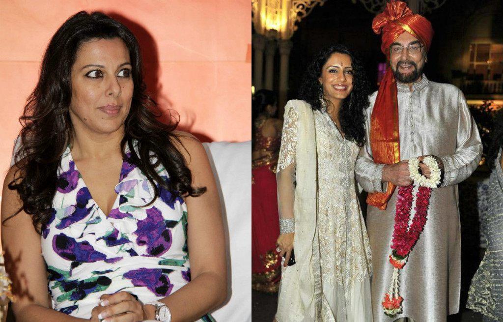Pooja Bedi calls stepmother evil and wicked!