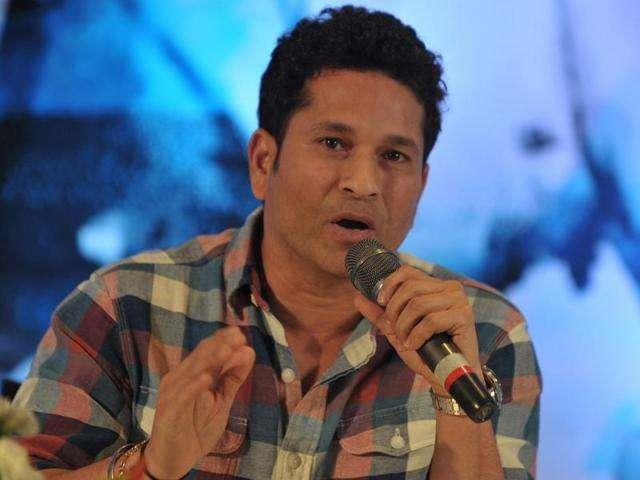 Sachin Tendulkar recalls near-death experience from school days