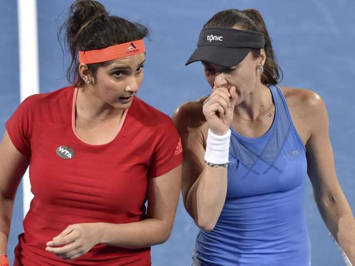 Sania Mirza-Martina Hingis start 2016 with title win at Brisbane