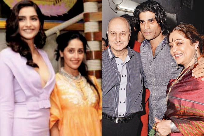Wedding Bells for Anupam Kher's Son Sikander and Sonam Kapoor's Cousin Priya Singh?