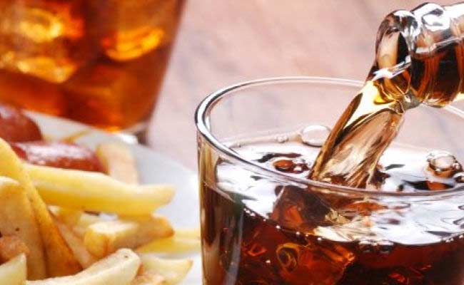Reducing Sugary Drinks Cuts Calories, But Only A Few