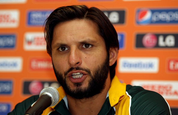 'I expected you to ask such a 'ghatia' question': Miffed Afridi