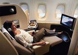 Don't you love flying with a business class advantage?