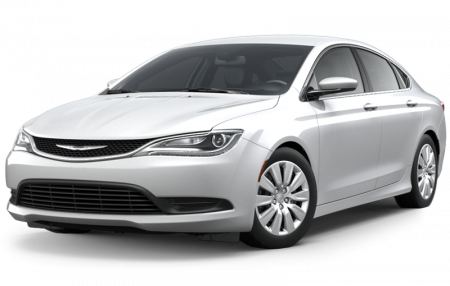 Chrysler sends 200 off with special edition