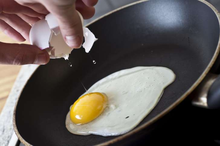 This is The Easy Trick Your Fried Eggs Are Missing