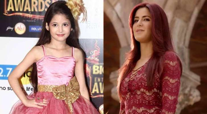 Harshali Malhotra refused to play Katrina Kaif's younger version in 'Fitoor'!