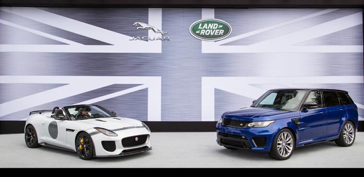 Tata's JLR becomes UK's largest car maker