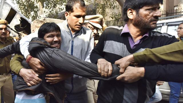 'Release Kanhaiya or I will blow up airport, railway station'