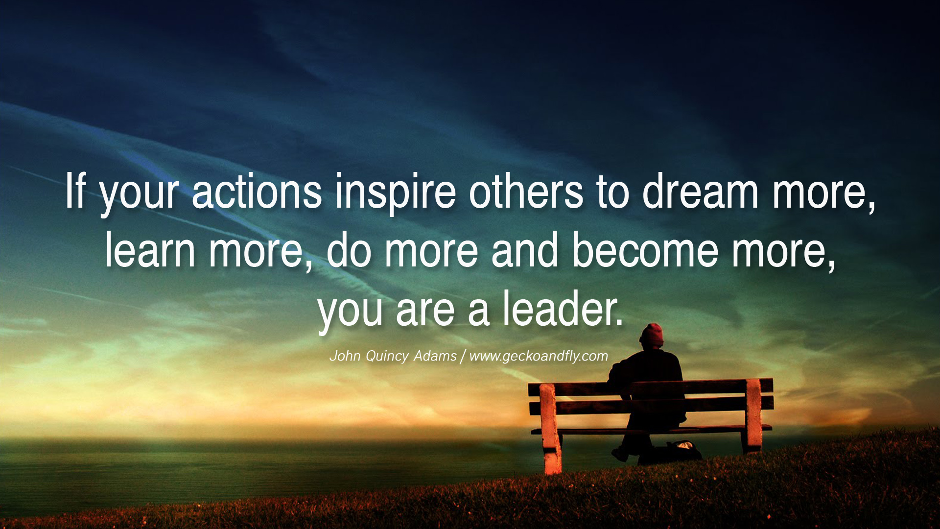 Leaders Quotes When You Think Of Leadership Do You Think Of Yourself  The