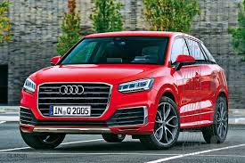 Audi could unveil new Q2 at 2016 Geneva Motor Show