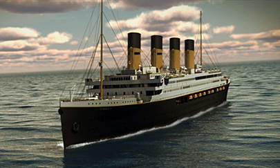 A €300 million dream: Replica of Titanic to set sail in 2018