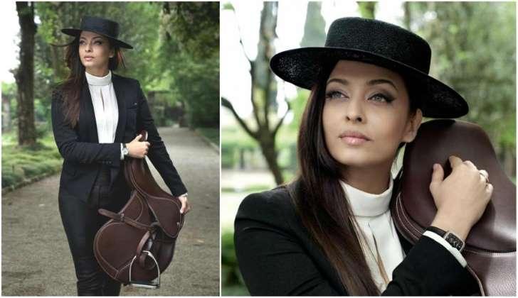 Aishwarya Rai Bachchan clicked in a Classy Cowgirl attire