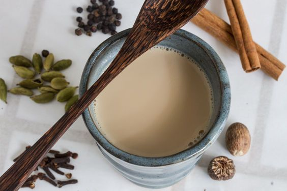 Care for a cup of Dad's Masala Chai?