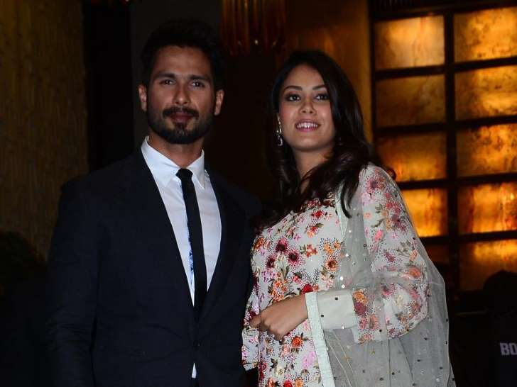Pregnant Mira Rajput 'glows away' at Preity Zinta's reception