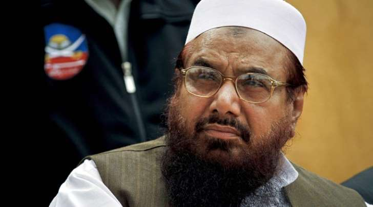 US has moved ahead of India in its enmity with Pakistan: Hafiz Saeed