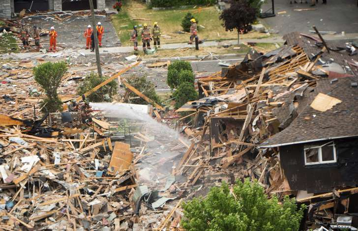 2nd body found following house explosion